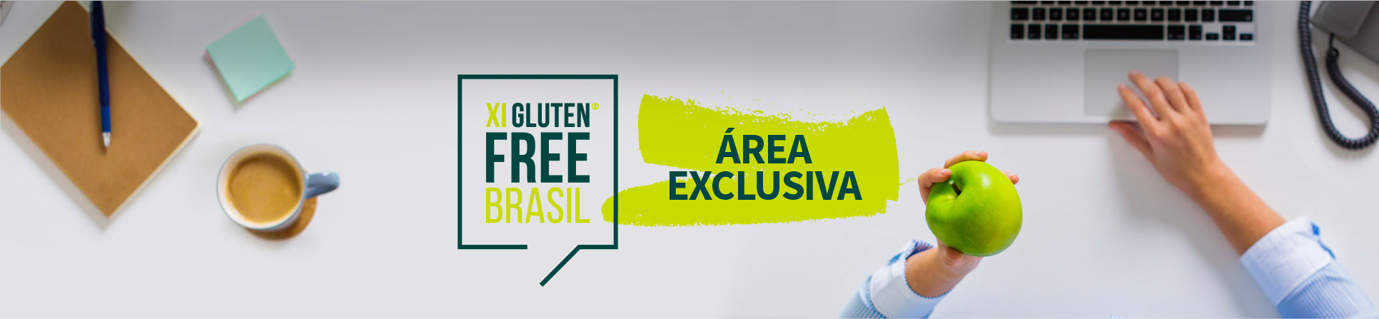 Área exclusiva gluten free